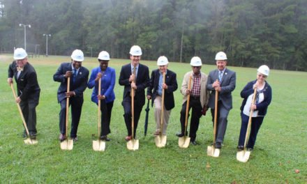 ESCC Breaks Ground for New Building