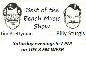 Beach Music Show WESR Programming