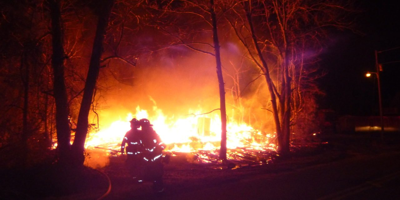 Fire Deaths Up 40% in Virginia This Year
