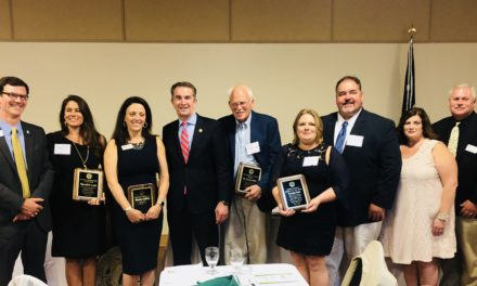 Eastern Shore Chamber of Commerce Holds Annual Awards Banquet
