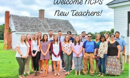 Northampton County Public Schools Welcome New Teachers