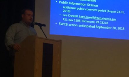 DEQ Holds Groundwater Update