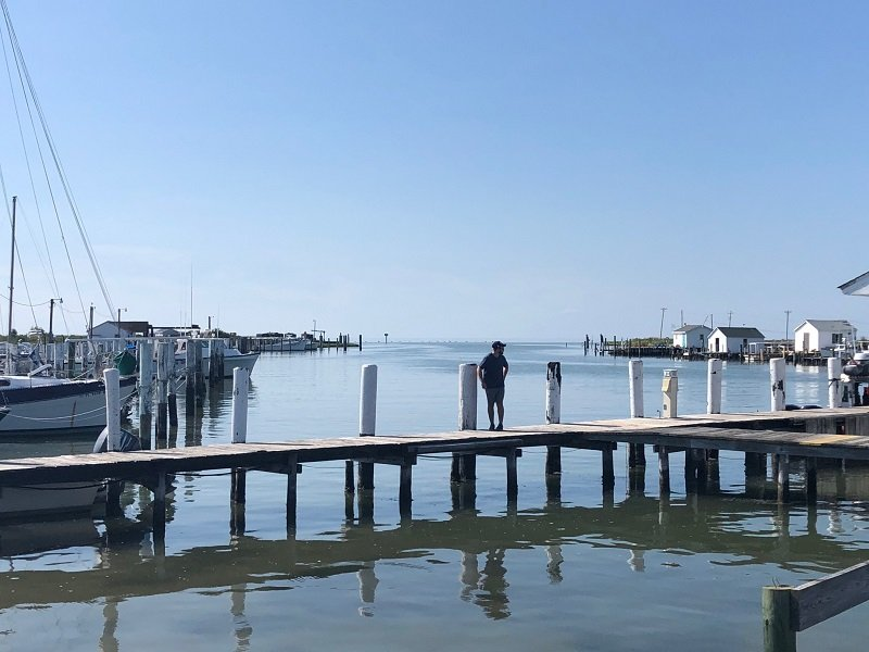 Tangier Island Hopes to have Water Service Restored by Late Week