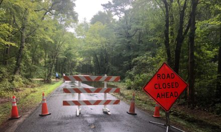Several Eastern Shore Roads Remain Closed