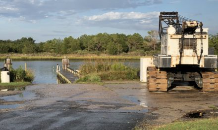 Assawoman Ferry Dock to be Closed for 6 Weeks for Renovation