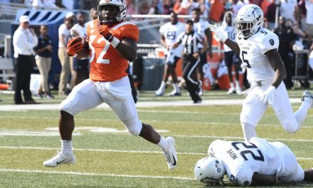 Tech Stunned at ODU