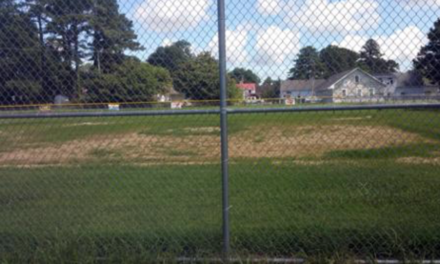 Central Accomack Little League in Contest to Win Field Makeover