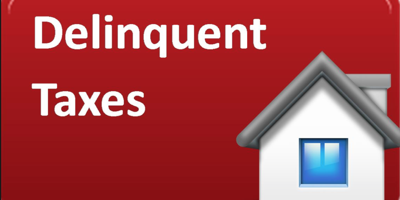 County to Post Top 35 Delinquent Tax Properties Online