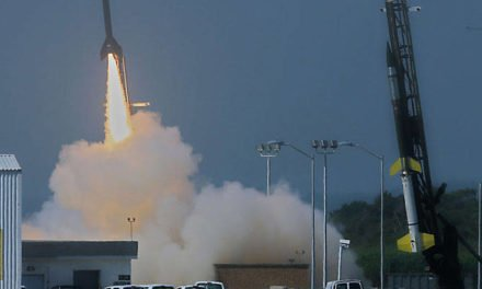 NASA Launches Mars Parachute Lander