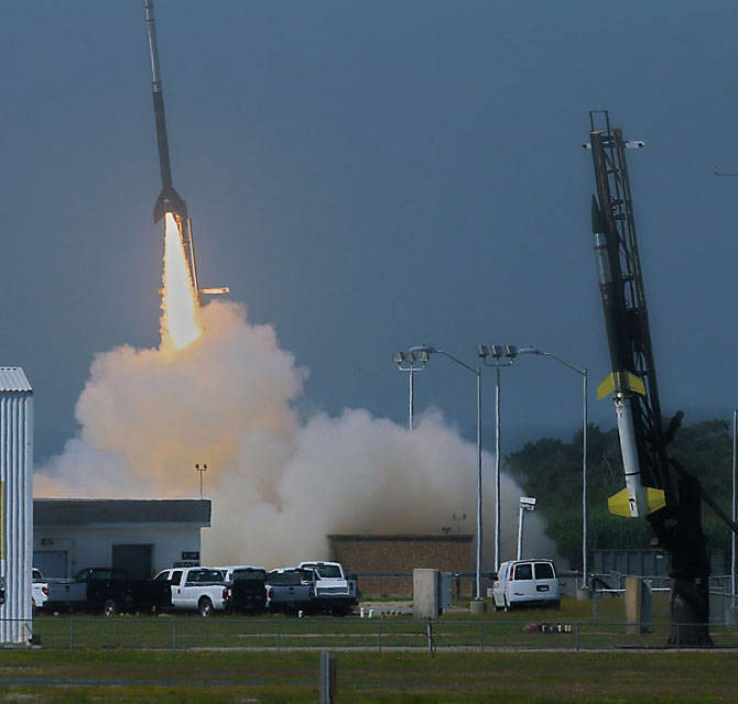 Wallops to Launch Mars Parachute Test Friday