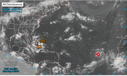 More Hurricane Activity Expected in September