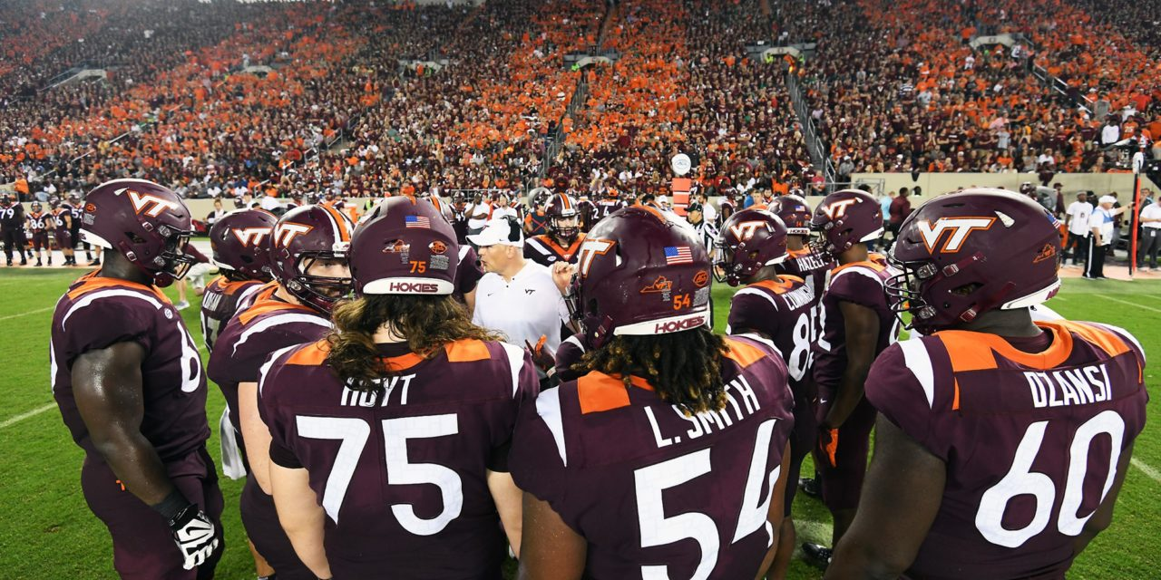 Virginia Tech looks to bounce back against UNC