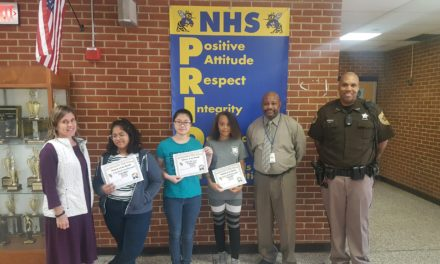 Northampton High Students Chosen Students of the Month