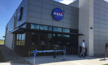 Wallops Dedicates New Mission Control Center