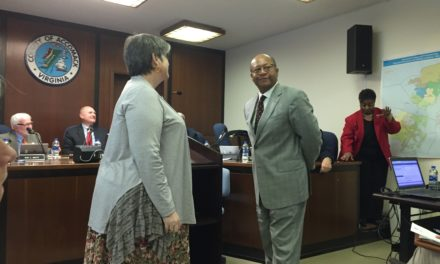 Accomack Introduces New Director of Finance