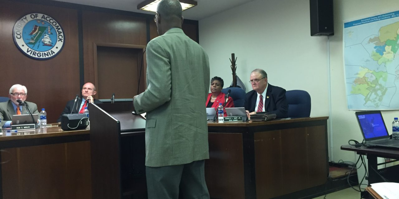 Accomack Board Gets Update on Natural Gas Pipeline Progress