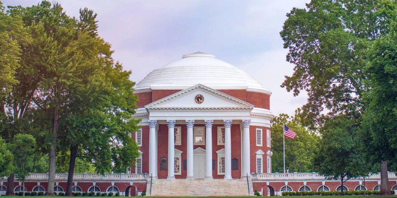 University of Virginia President Promises Free Tuition for Families Making Less Than 80K