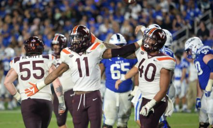 Hokies set to face Notre Dame in ranked primetime matchup