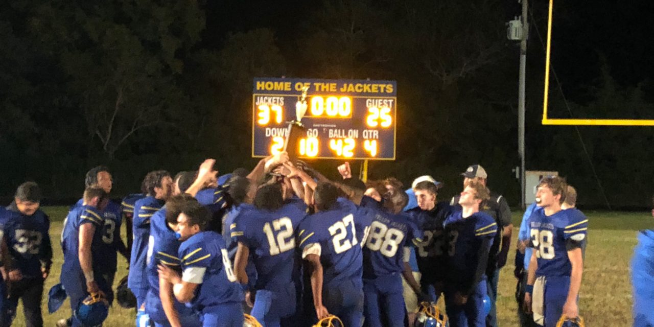 Northampton Yellow Jackets Clinch Eastern Shore District Championship