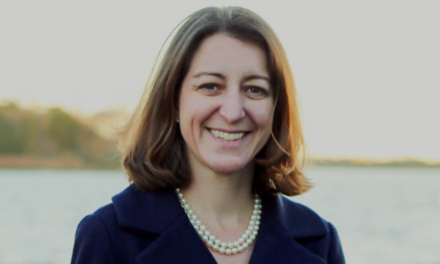 Congresswoman Elect Elaine Luria will Tour the Shore Today
