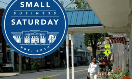 Today is Small Business Saturday