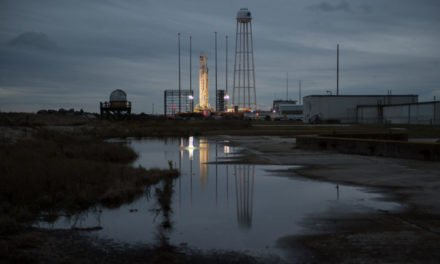 Antares Launch Postponed due to Expected Inclement Weather