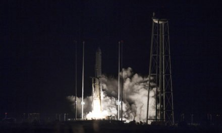 Perfect Launch Sends Cygnus Toward ISS