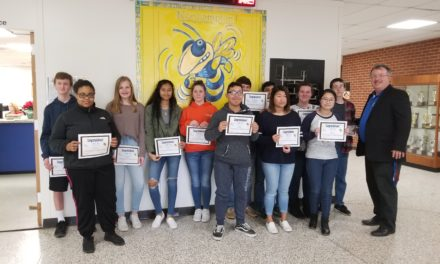 Northampton Students Honored for Perfect Attendance