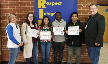 Northampton Students of the Month Named