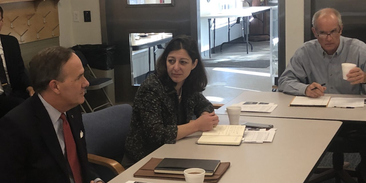 Elaine Luria to conduct Town Hall Meeting in Cape Charles