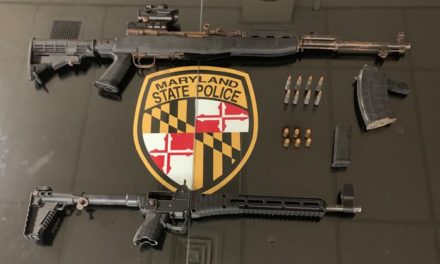 Maryland State Troopers Arrest Three Northampton County Men For Possessing Rifles in Maryland