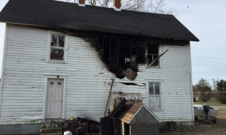 Fire Heavily Damages Home in Gargatha