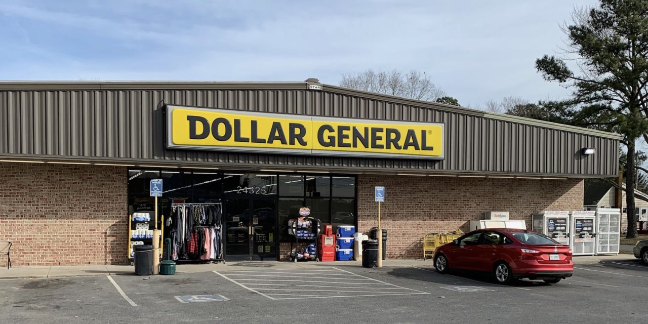 Parksley Dollar General robbed again
