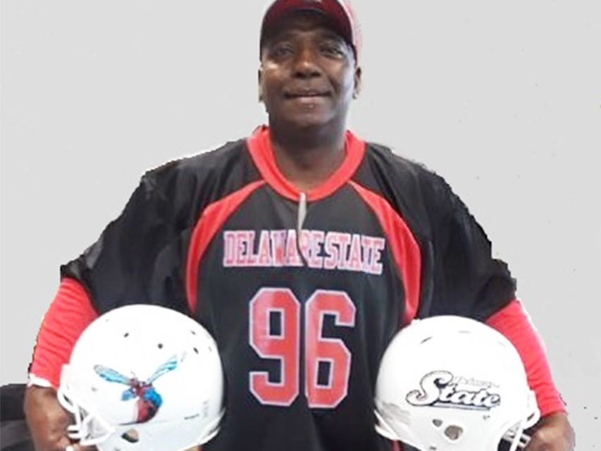 Sharpe, Central High football standout, named to Delaware State Hall of Fame