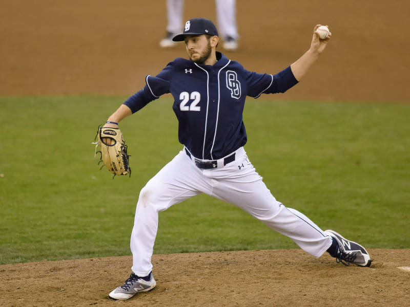 Chincoteague product Fisher starts season well for ODU baseball