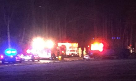 Friday Night Accident Sends 3 to Hospital