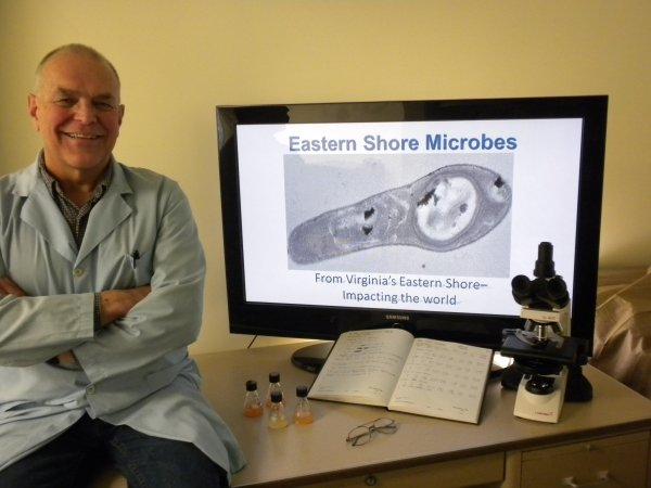 Eastern Shore Microbes in the running for FedEx Small Business of the Year