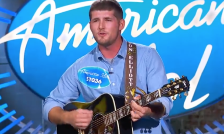 Local musician gets ticket to Hollywood on American Idol