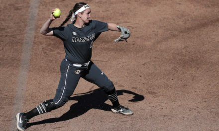 Kimberly Wert, Nandua grad, among national leaders for Missouri softball