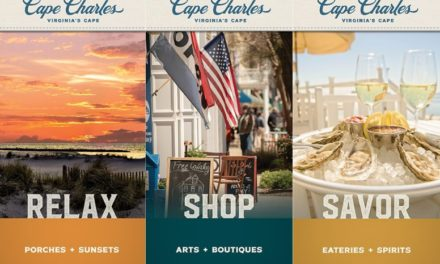 Cape Charles receives support from Virginia Tourism Corporation
