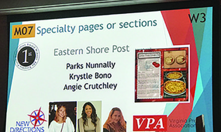 Eastern Shore Post recognized for excellence by Va. Press Association