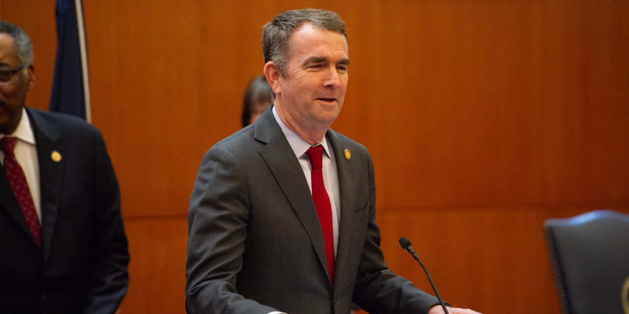 Northam hints at free Community College tuition plan