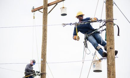 A&N Electric Cooperative Competes in Regional Lineman Rodeo