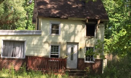House near Hallwood heavily damaged in Monday morning fire