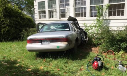 Exmore Woman Dies  in Accident in Painter