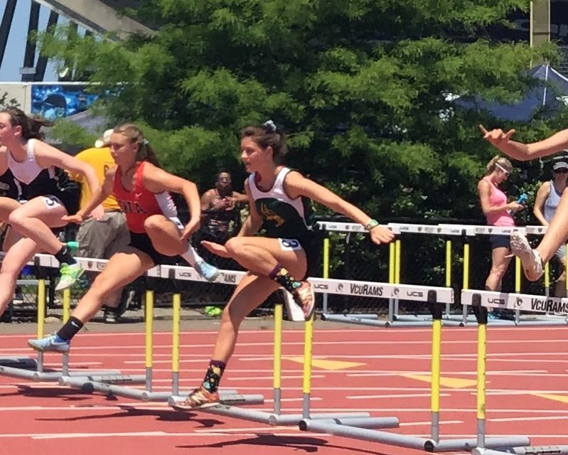 Broadwater Academy shows strong at the VISAA outdoor track and field State championship