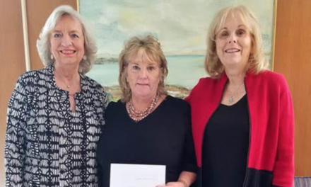 RSMH Auxiliary donates to support Shore Babies