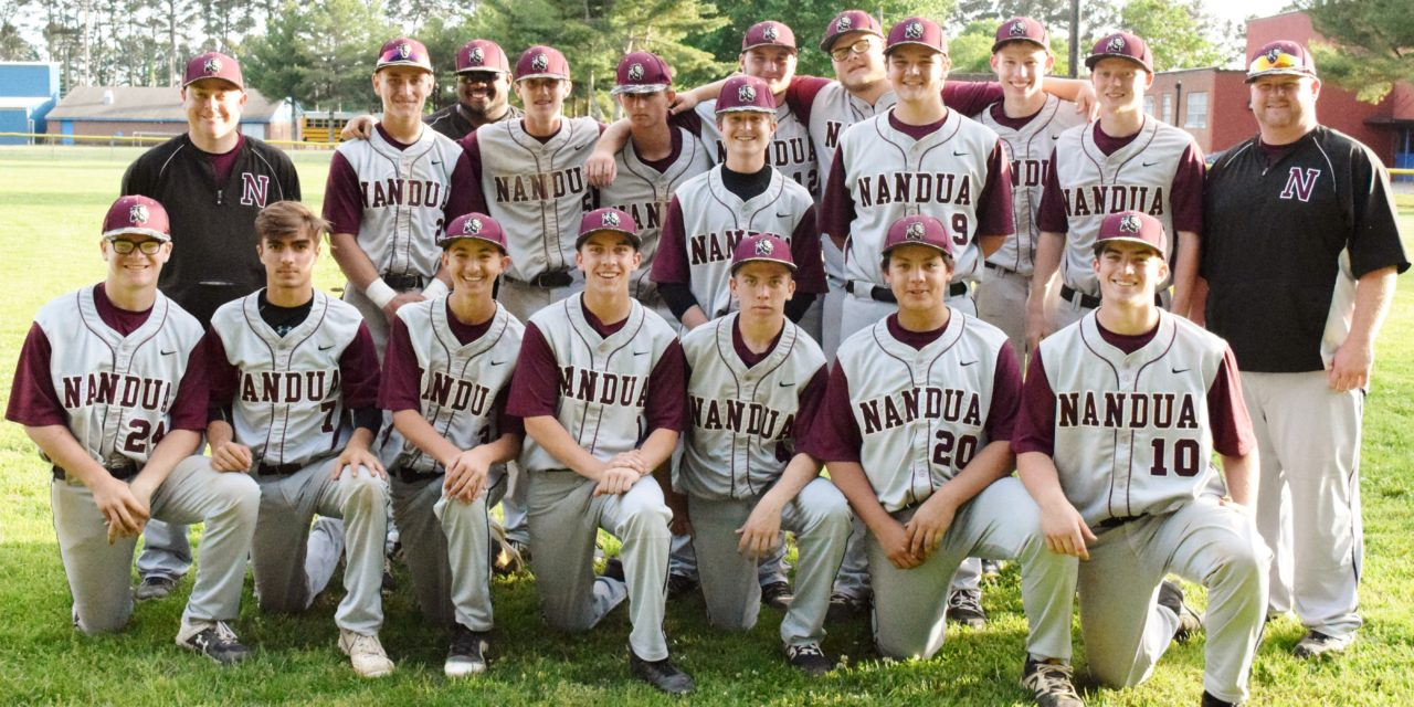 District Championship results in spring sports