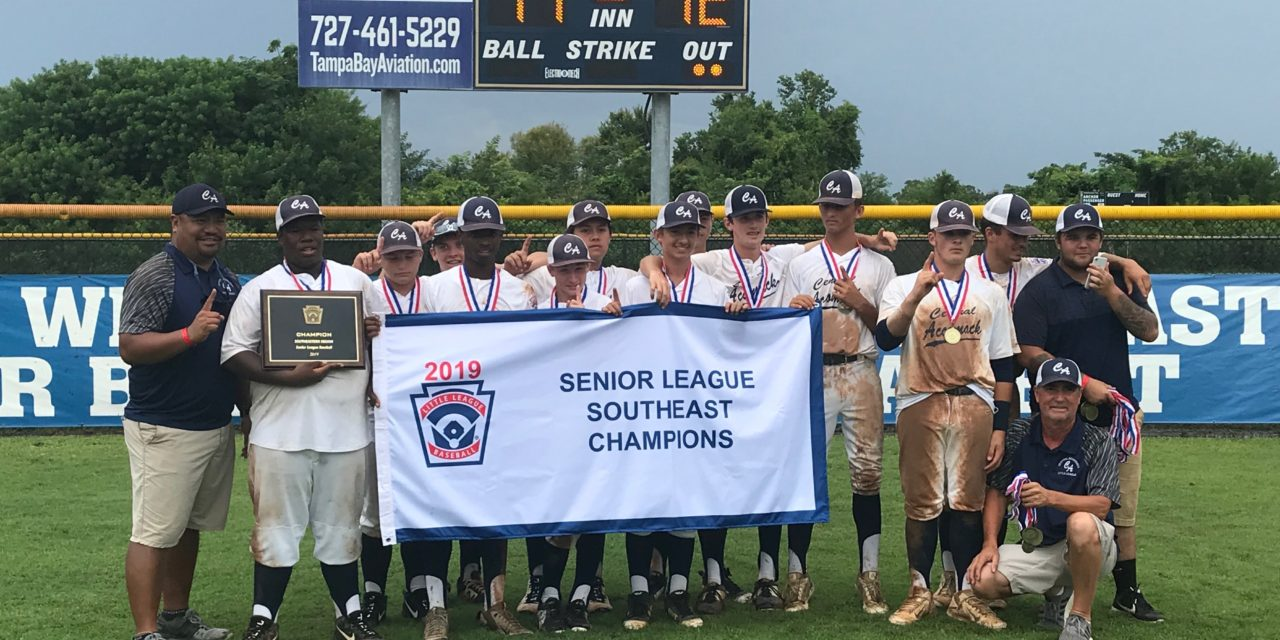 Central Accomack will face Wailuku, Hawaii in opening round of LLWS