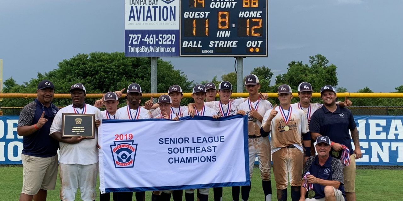 Central Accomack boys are heading to the Little League World Series